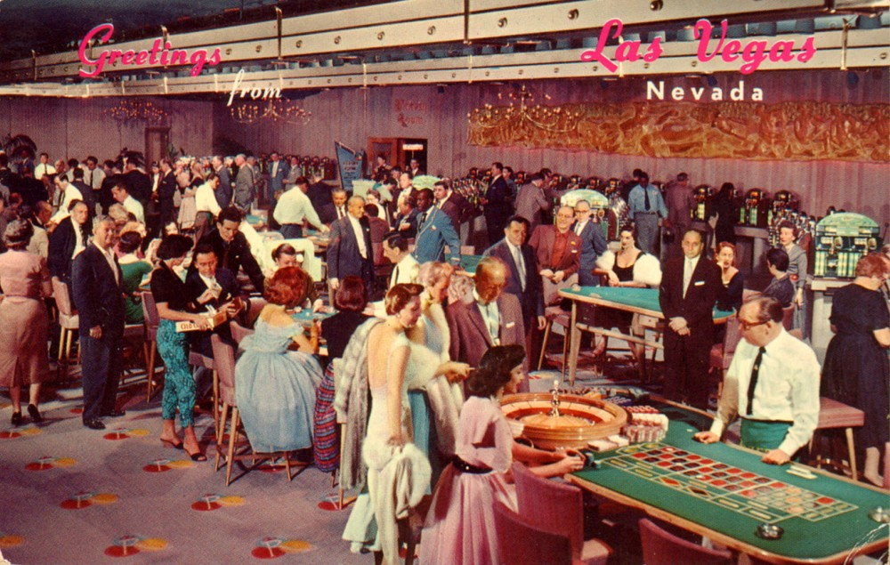 Roadtrip: Classic Las Vegas Hotel Casinos and Gambling