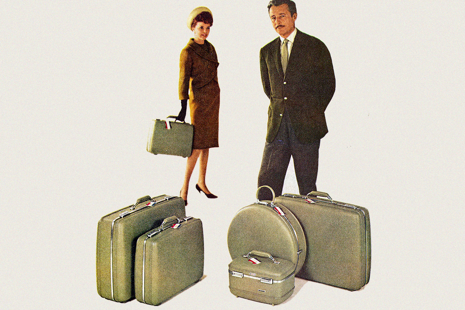 Travel: Luggage – From Ocean Liners to the 1960s Jet Set