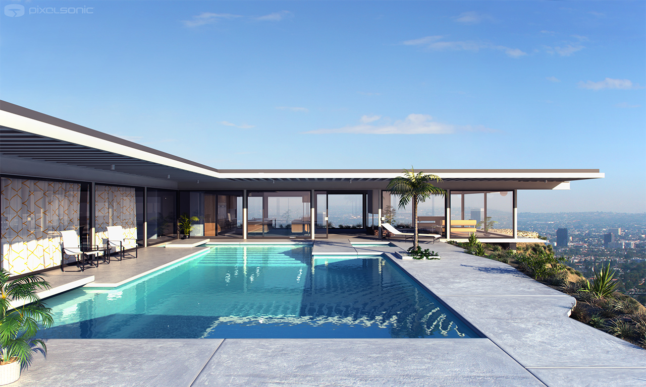 Image of: Architecture Mid Century Houses In Southern California Ultra Swank