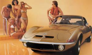 Why Cads Drive Sports Cars – He's got one and you don't