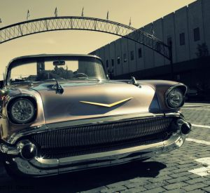 Visions of a '57 Chevy Bel Air