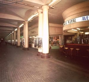 Avenue of Light – The Lost Underground Shopping Mall of Barcelona