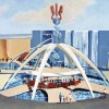 1964 New York World's Fair Futurama Ride