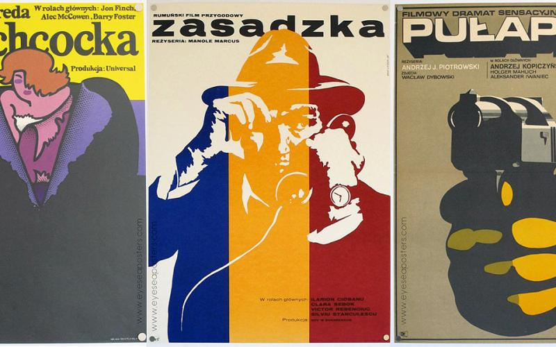A Celebration of Polish Cinema & Poster Design in London