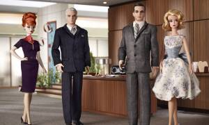 Barbie Loves Mad Men