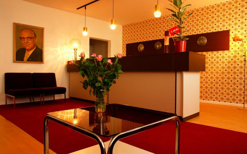 Time Travel With a DDR Designed Hostel in Berlin