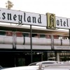 The Disneyland Hotel in Anaheim