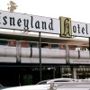 The Disneyland Hotel in Yesteryear Anaheim