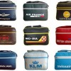 Retro Airline and Air Hostess Flight Bags