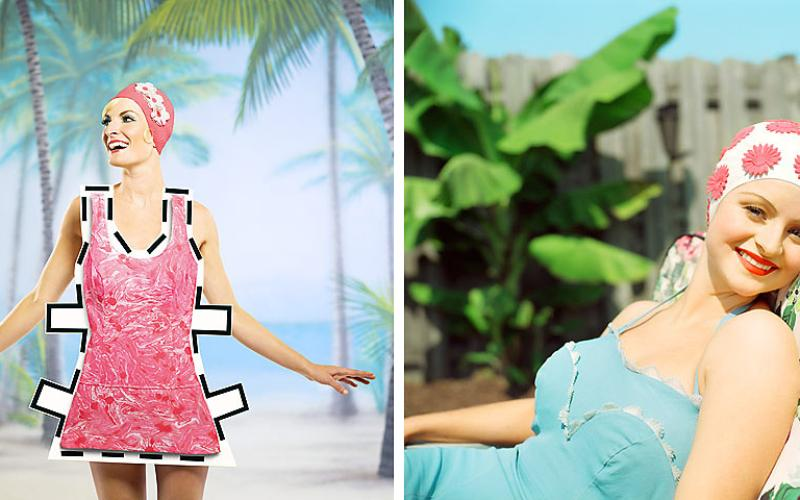 1960s Vintage Inspired Photosets