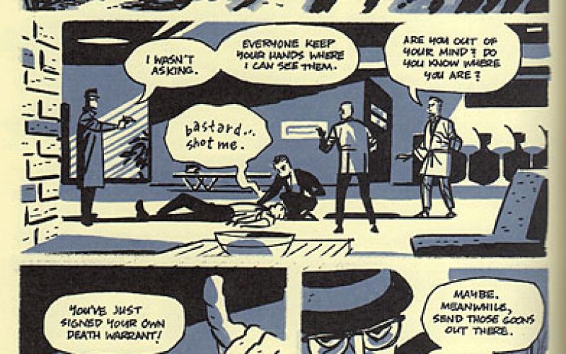 Parker Graphic Novels