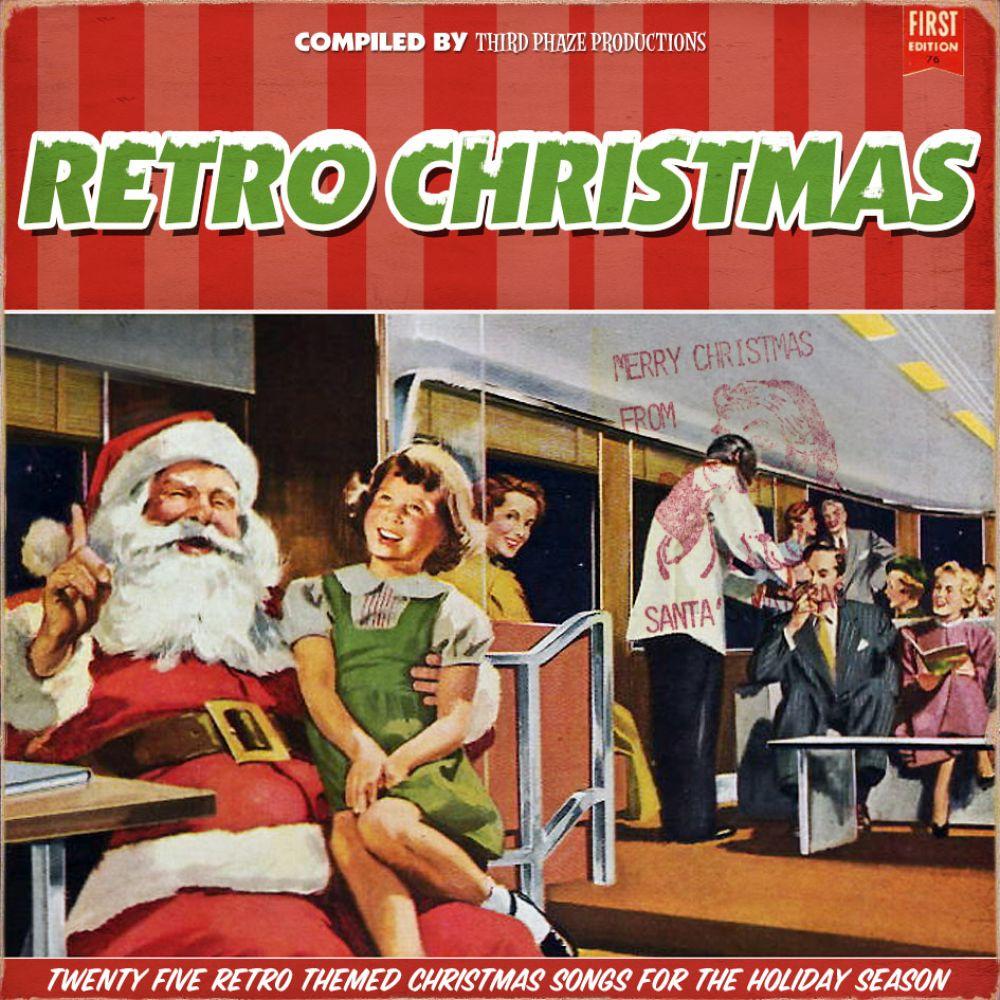 Retro Christmas – A Christmas Music Compilation - Ultra Swank