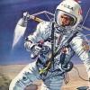 1964 Vision of Man Exploring Mars