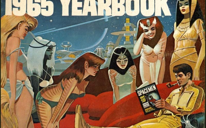 1965 Spacemen Yearbook