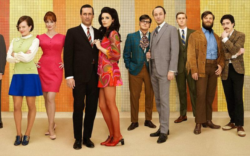 """The Fashion File – From the Costume Designer of """"Mad Men"""""""