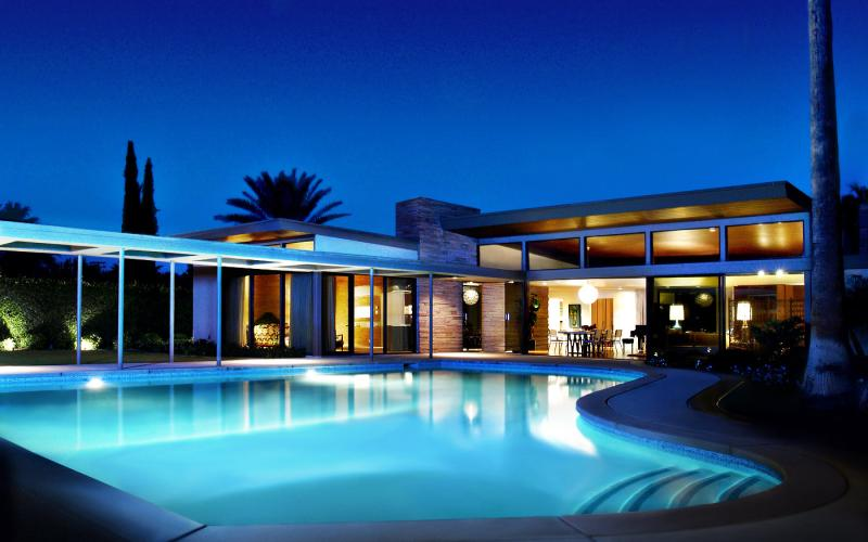 Twin Palms for Sale – Frank Sinatra's Desert Bachelor Pad