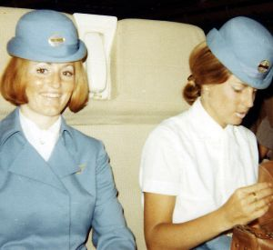 Come Fly With Us – The Story of a Real Pan Am Stewardess
