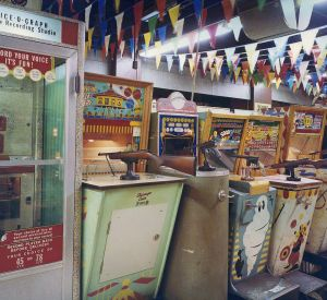 Before There Were Video Games There Was the Wonderland Arcade