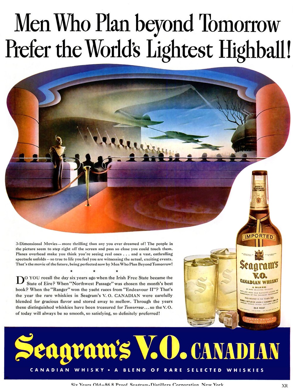 1943 - MWPBT Prefer the World's Lightest Highball 1