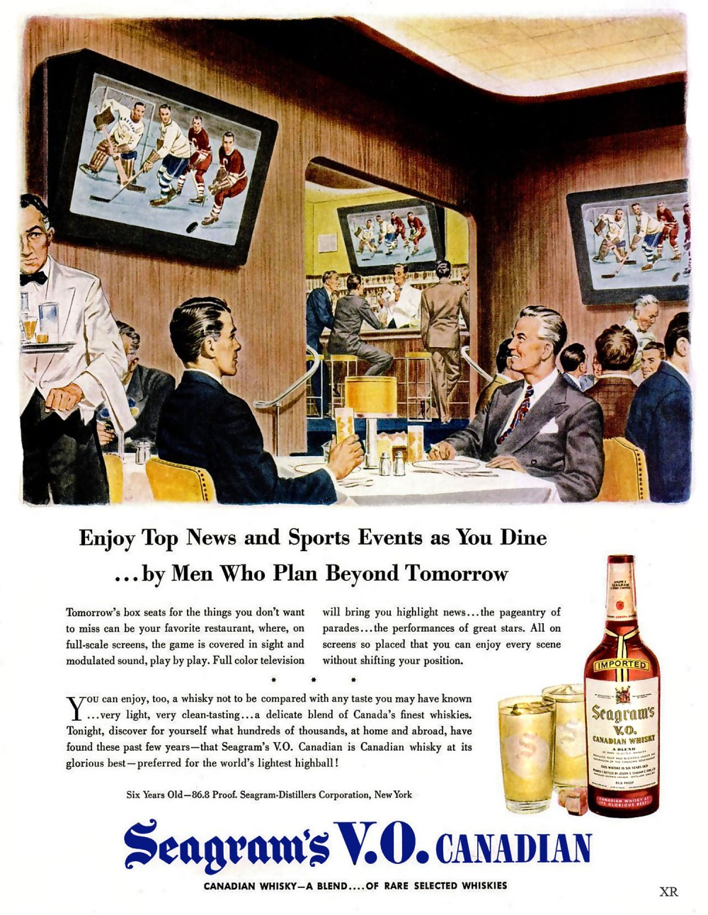 1946 - MWPBT Enjoy Top News and Sports