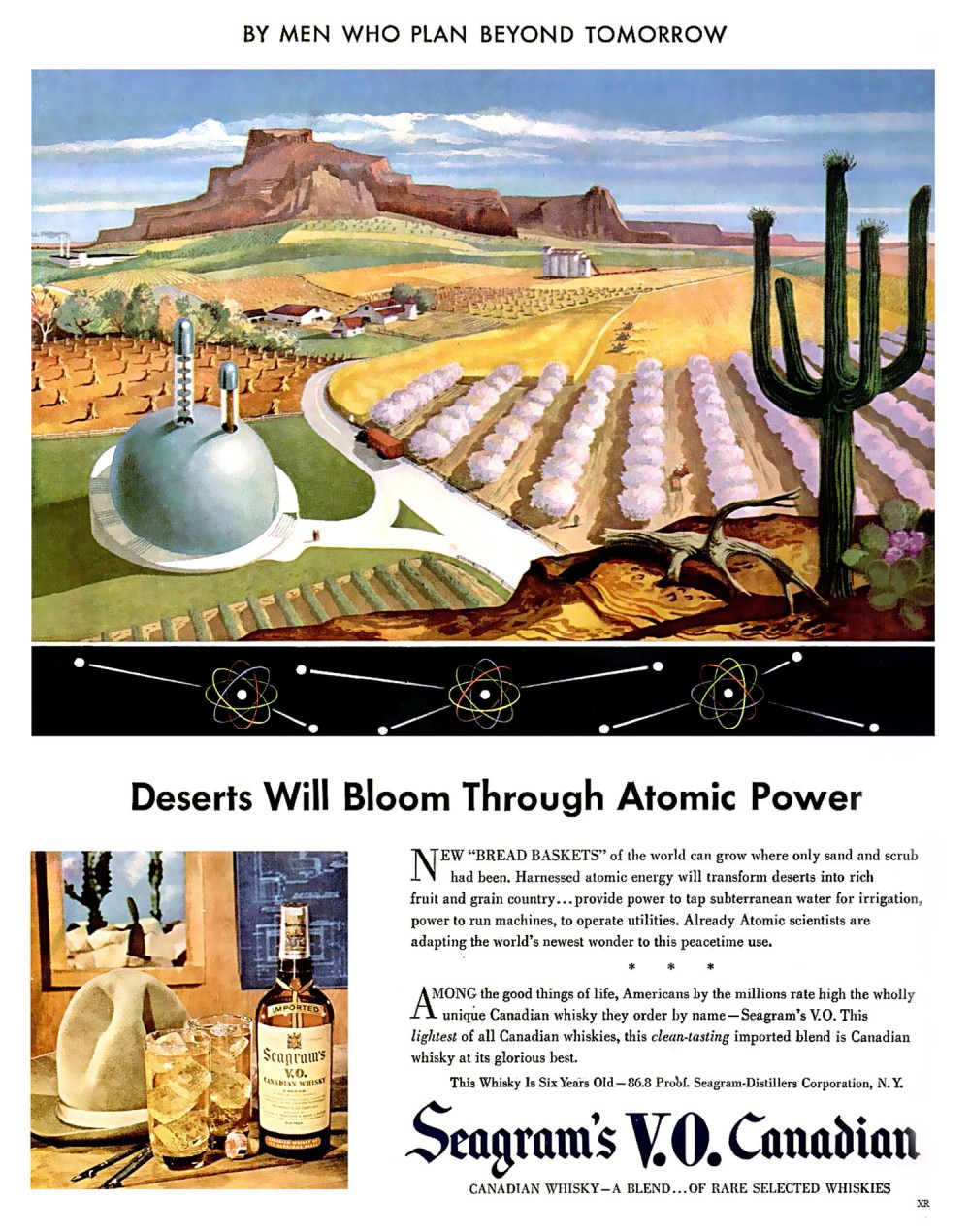 1947 - MWPBT Deserts Will Bloom Through Atomic Power