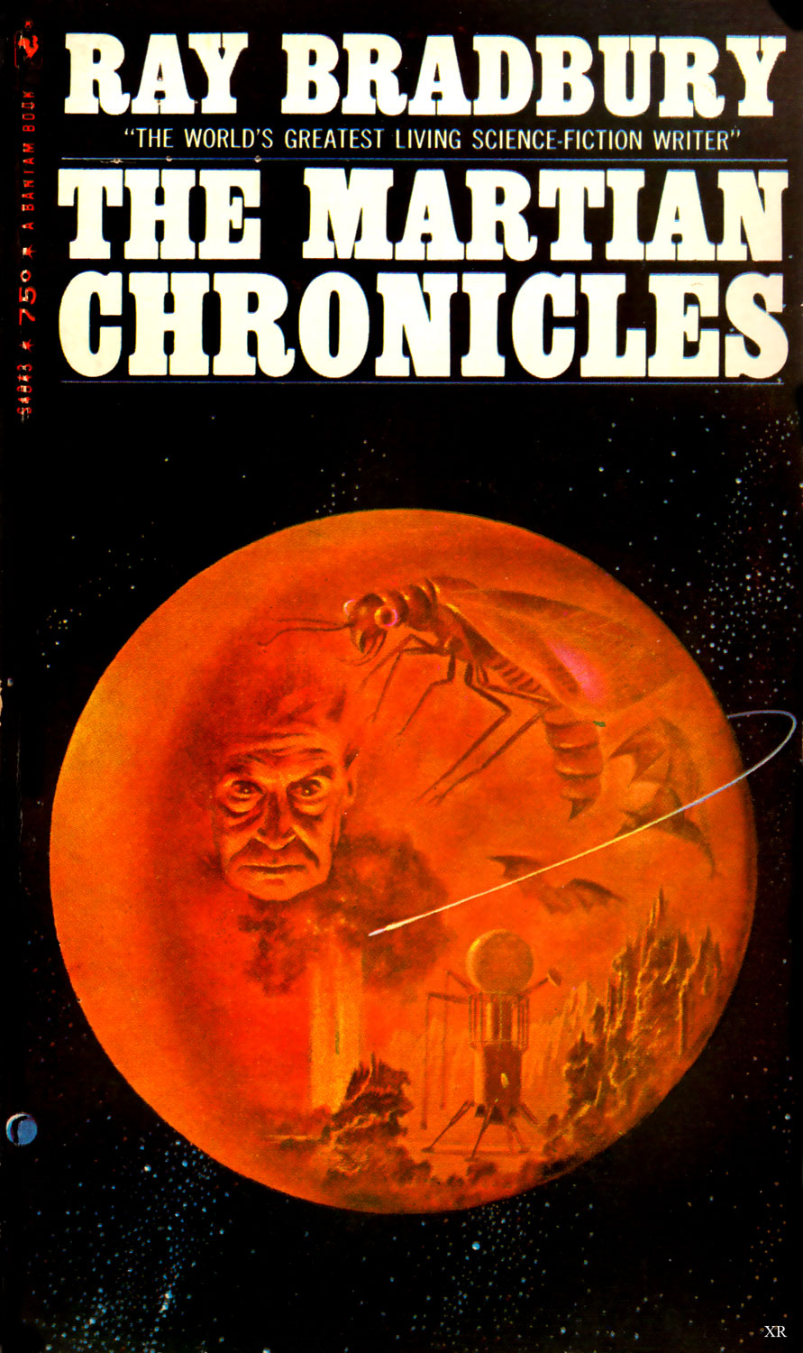 martian chronicles essays The martian chronicles: a look into colonization on mars ray bradbury's the martian chronicles, a science fiction novel explores the lives of the people.