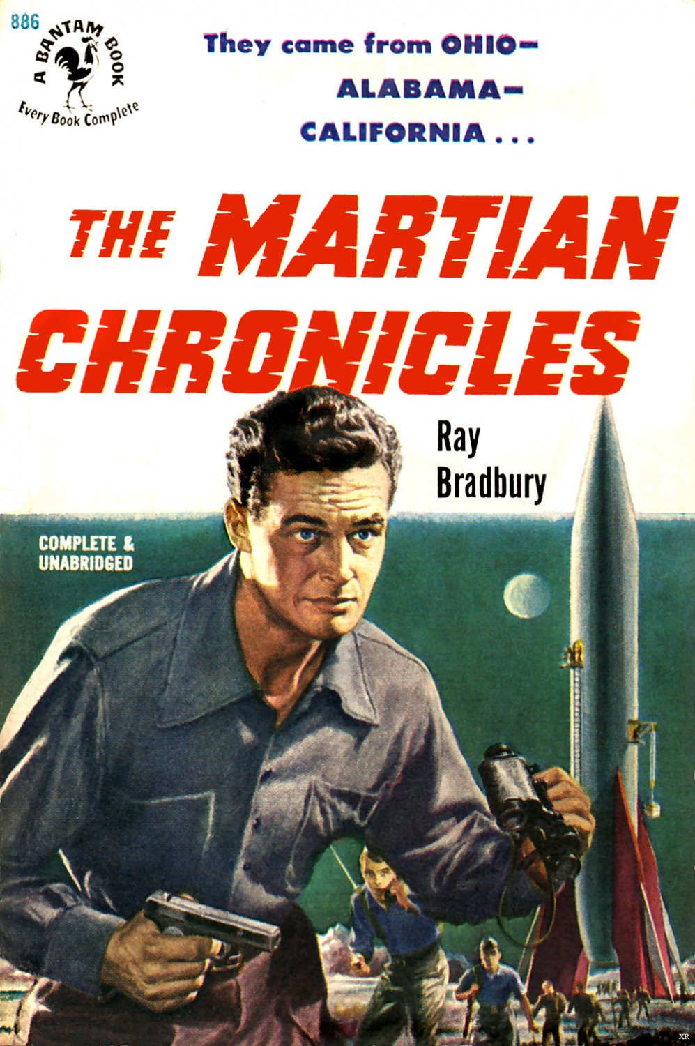 Ray bradbuy the martian chronicles research papers