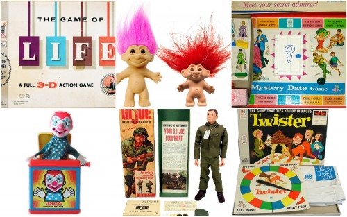 Games and Gadgets of the '60s
