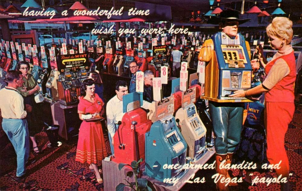 Classic Las Vegas Hotel Casinos and Gambling