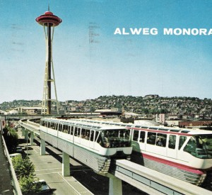 Ride the Monorail
