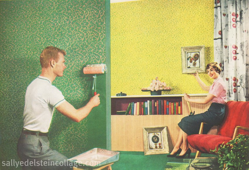 Decorating Magic 1954