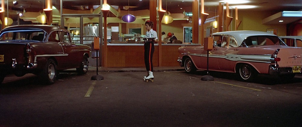 """""""What about your Double Chubby Checker and Cherry Coke, sir?"""""""