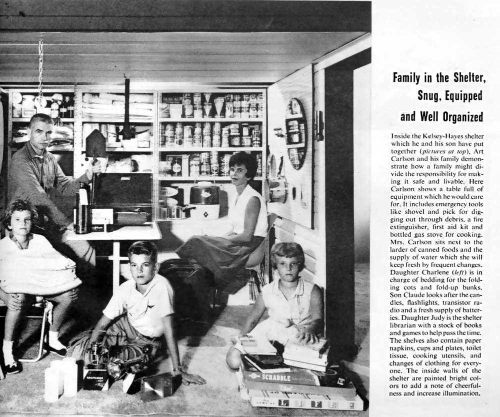 Nuclear Family 1950s
