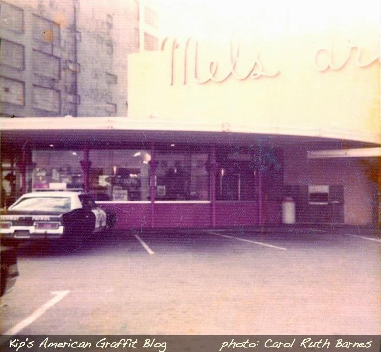 Mel's drive-in circa 1975