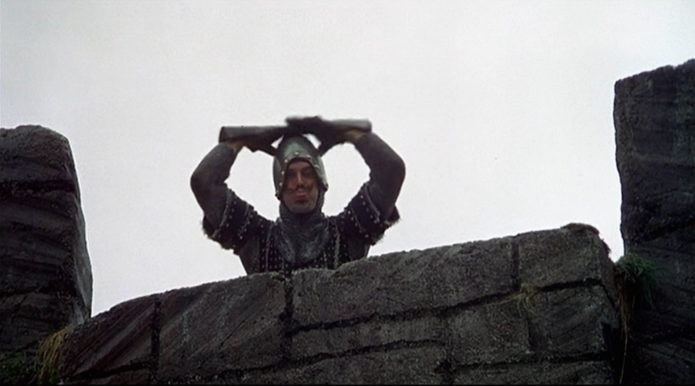 film monty python and the holy grail � a british film