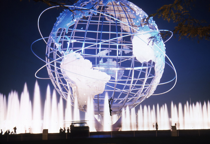 Return to the New York World's Fair 1964