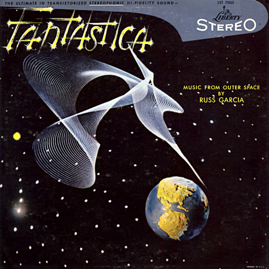 Russ Garcia - Fantastica