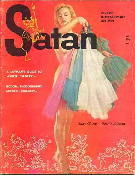 Satan Magazine February 1957