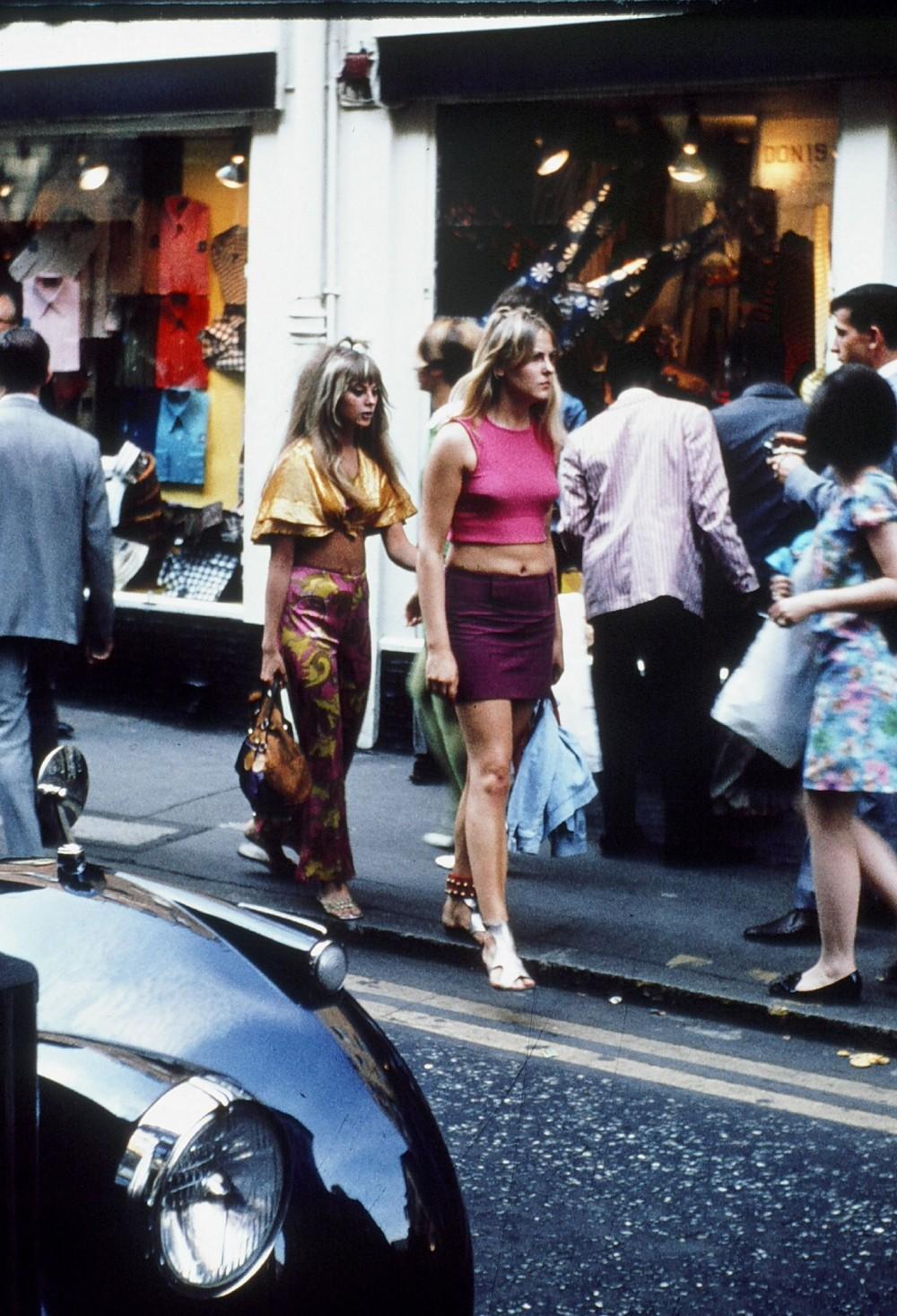 Swinging Sixties: Roadtrip: A Visit To Swinging London In 1968