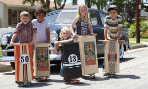 Skate Crate – Taking Skateboarding Back to the 1950s