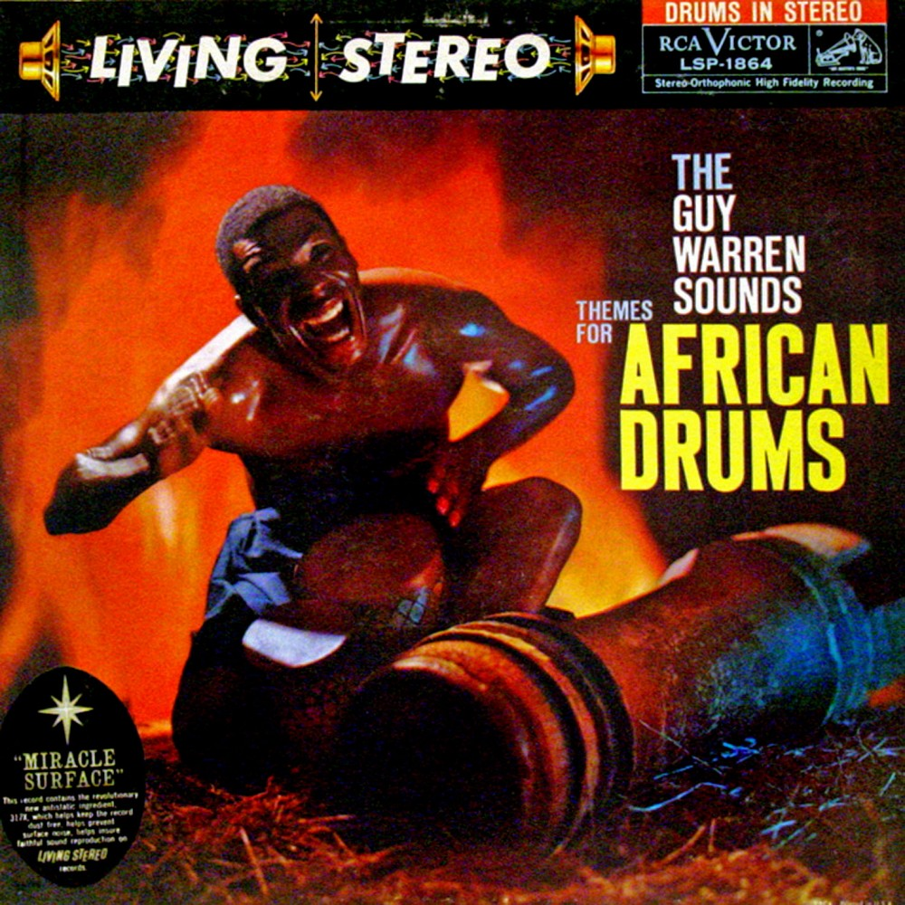 Themes for African Drums