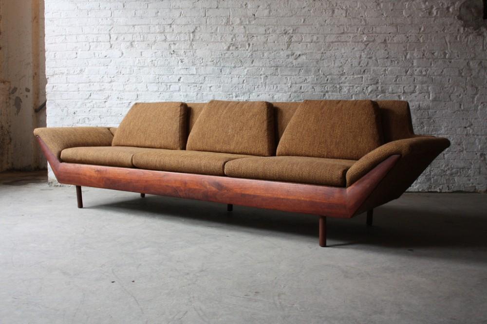 1965 Thunderbird Couch by Flexsteel