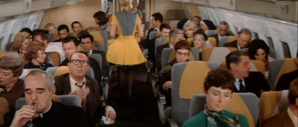 Trans Global Airways stewardesses