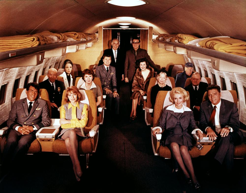 Airport – A Star Studded 1970s Melodrama