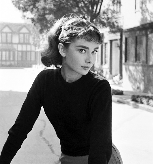 Mark Shaw's Lost Audrey Hepburn Photos