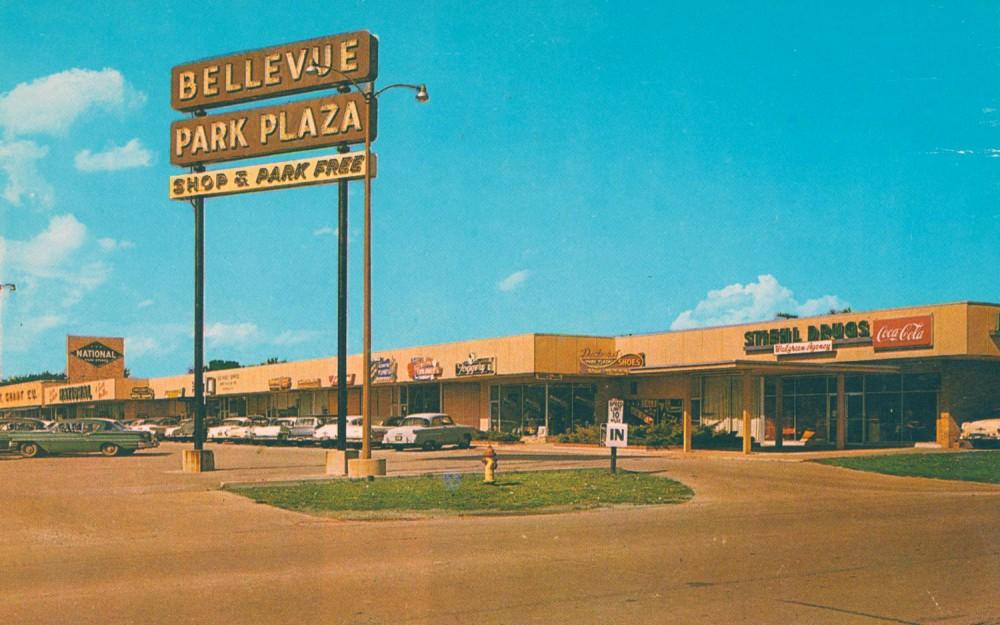bellevue-park-plaza-shopping-belleville-illinois