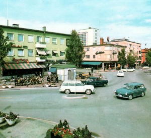 Swedish Street Scenes in the 60s – Suburbia Deluxe