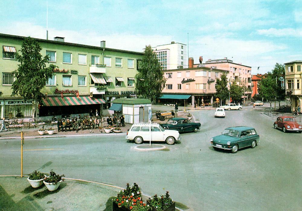 Swedish Street Scenes in the 60s – Suburbia Deluxe
