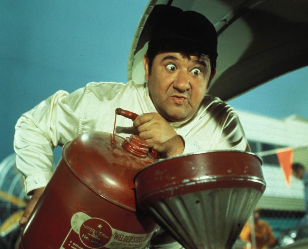 Classic Comedy Buddy Hackett