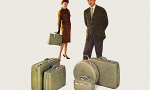 Luggage: From Ocean Liners to the 1960s International Jet Set